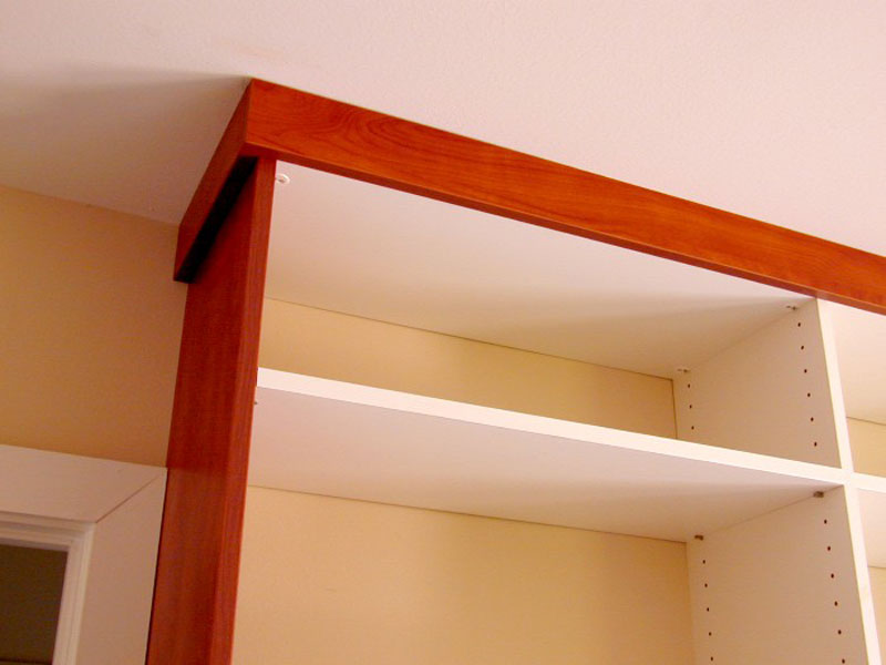 Flat Crown Molding
