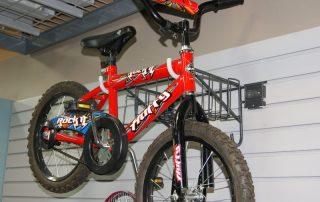 Bike Rack Basket