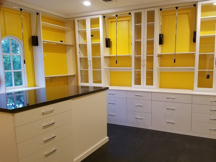 Do It Yourself Home Design: Custom Closets Vs. Doing It Yourself