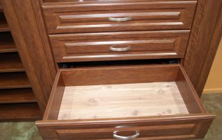Ceder Drawer Bottom