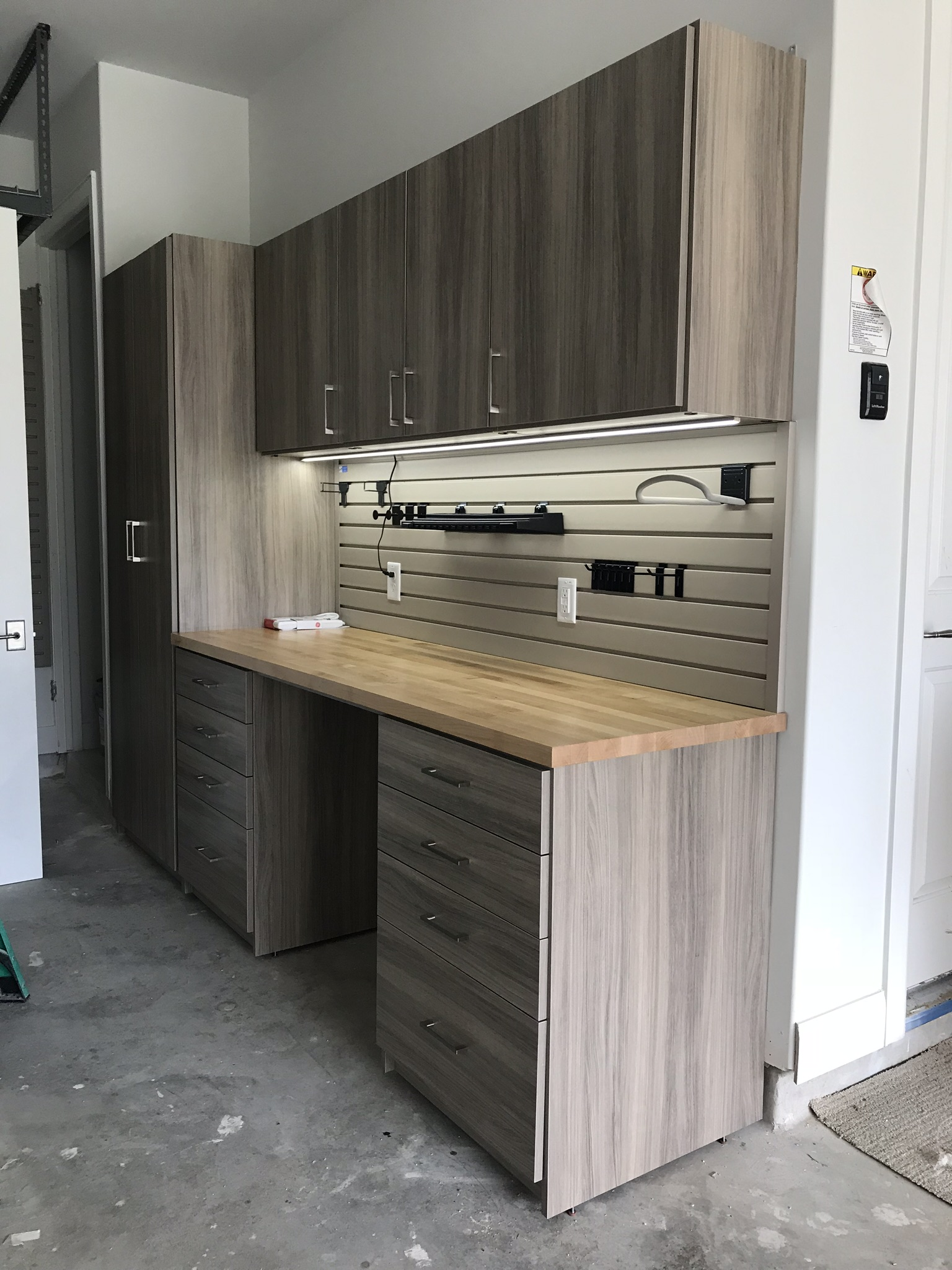 Garage Cabinets Spacemanager Closets