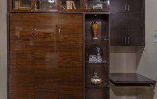 Murphy Bed-Makassar Gloss System Closed