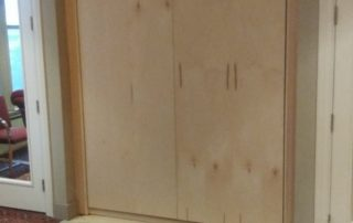 Murphy Bed - Paint Grade - Flat Closed