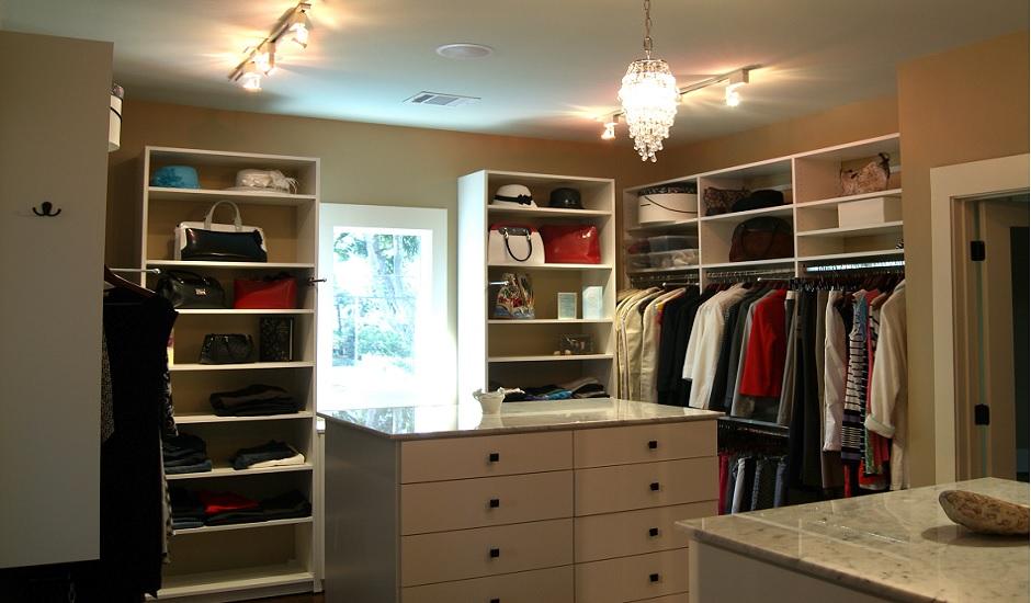 Modern Custom Closet