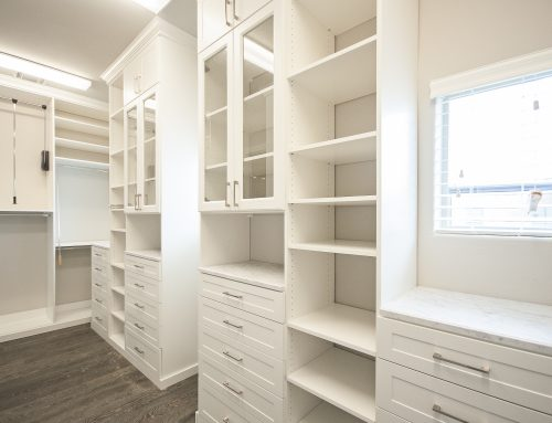 Pros and Cons of Custom Closets Vs Stock Closet Systems