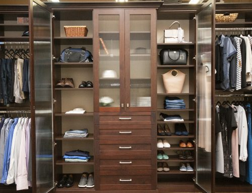 What Are Custom Closets Made Of?