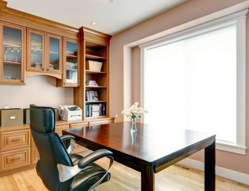 Getting Your Home Office Organized