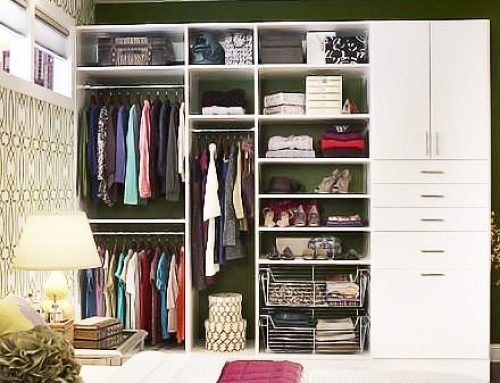 How to Clean Your SpaceManager Closets System