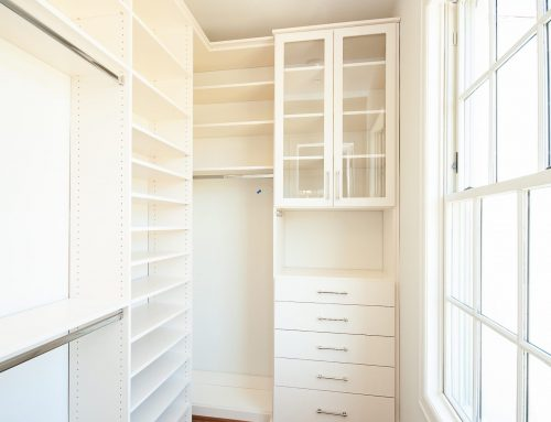 Carpe Diem! Organization – one space at a time