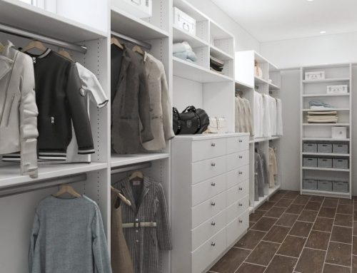 3 Effective Closet Space Management Techniques