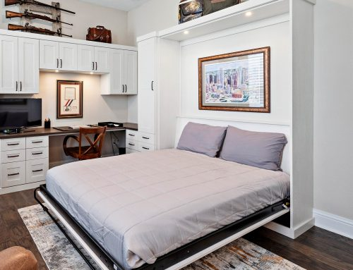 5 Reasons Why you Need a Murphy Bed this Holiday Season