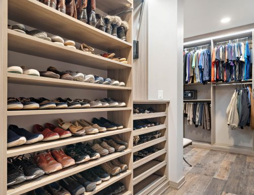 4 Things to Consider Before Designing a Custom Closet