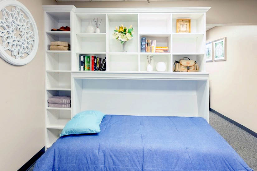 SpaceManager Closets - murphy bed twin