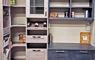 Custom Pantry - StoreManager Closets