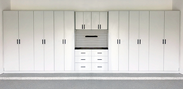 Awesome Garage cabinets