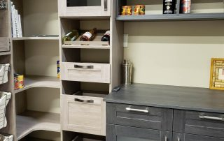 SpaceManager closets pantry