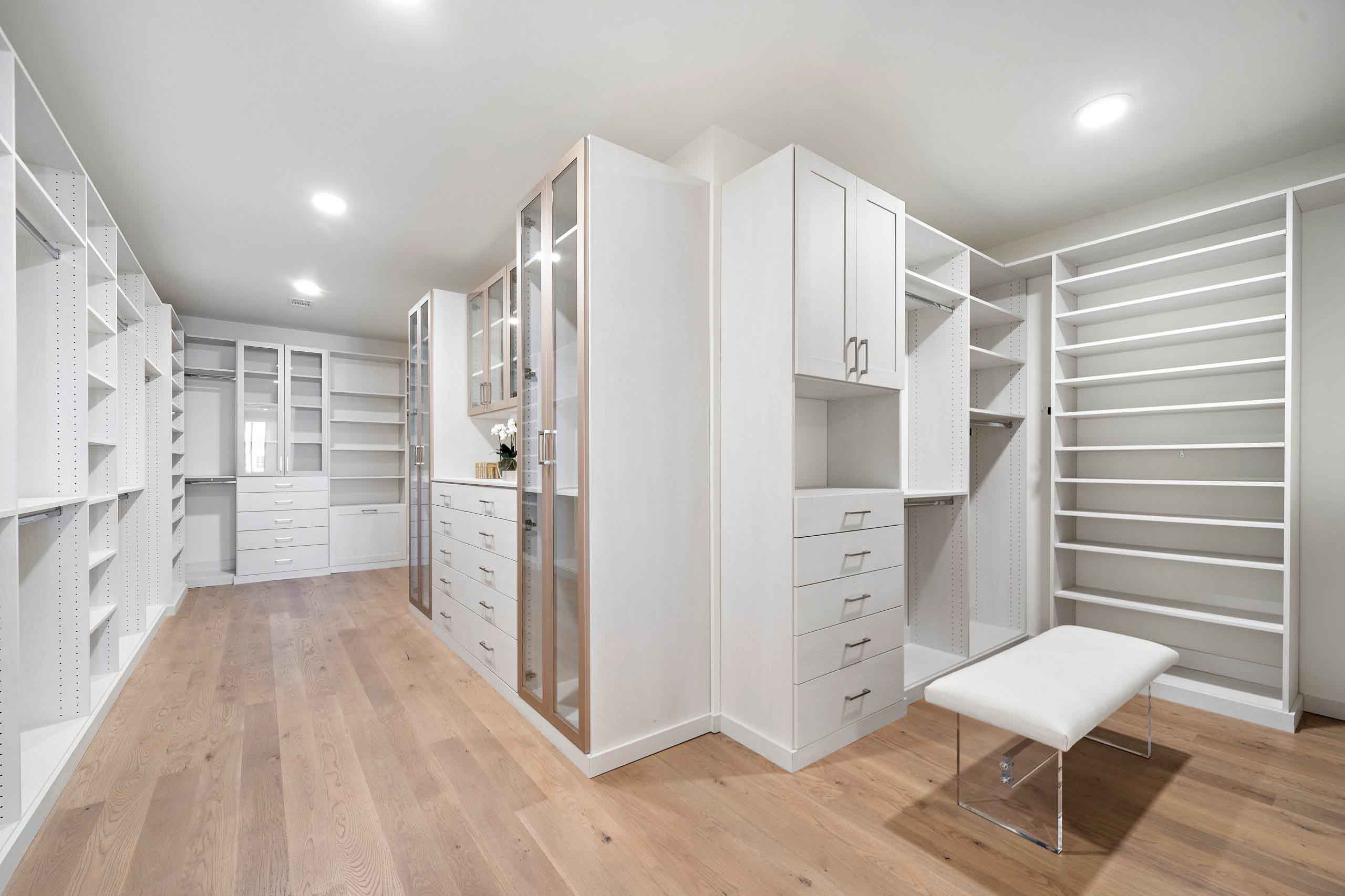 Custom Closet by SpaceManager Closets