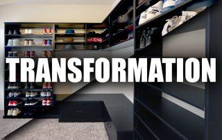 Closet Transformation