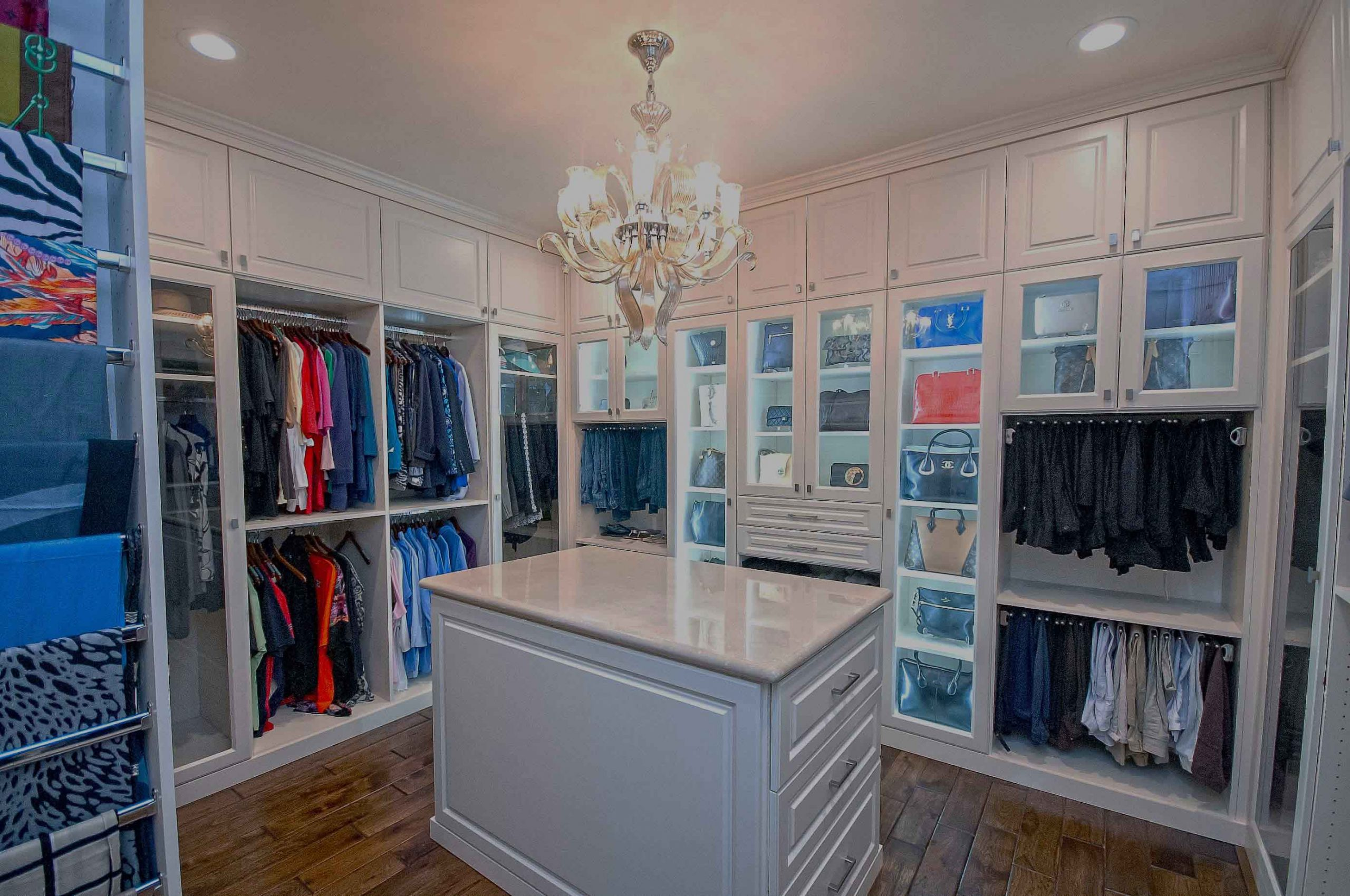 Custom Closets by SpaceManager Closets