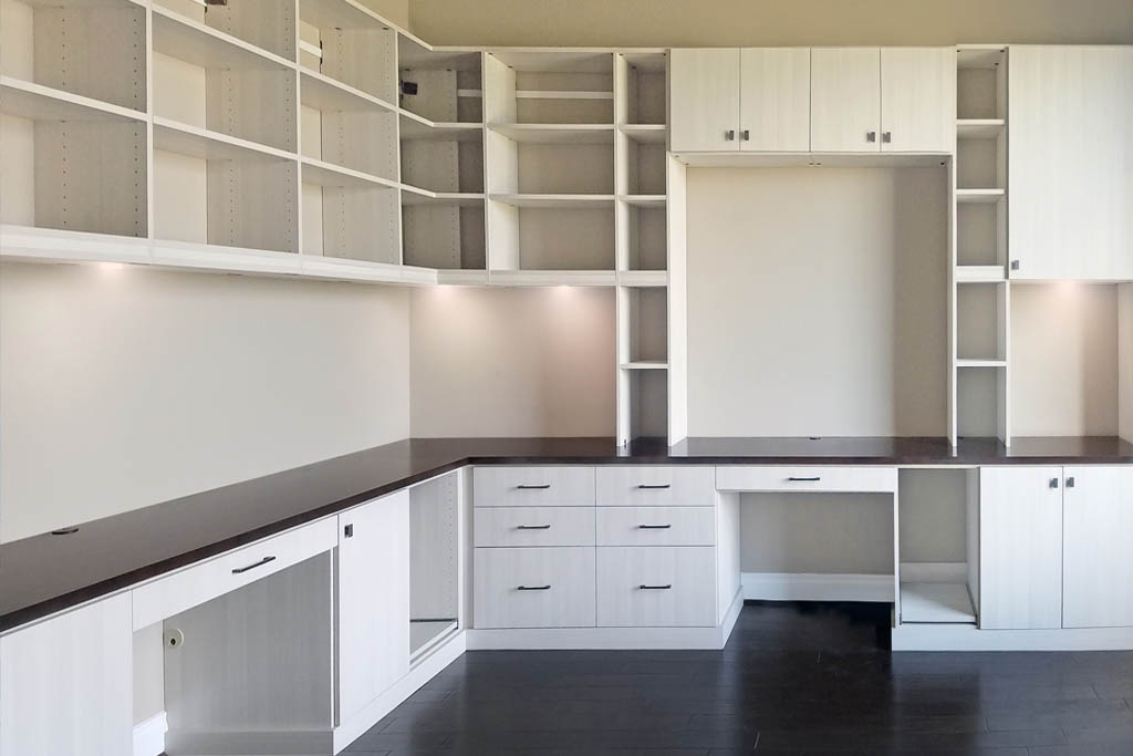 SpaceManager Closets - Home Offices