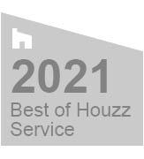 SpaceManager Closets Houzz award best service 2021