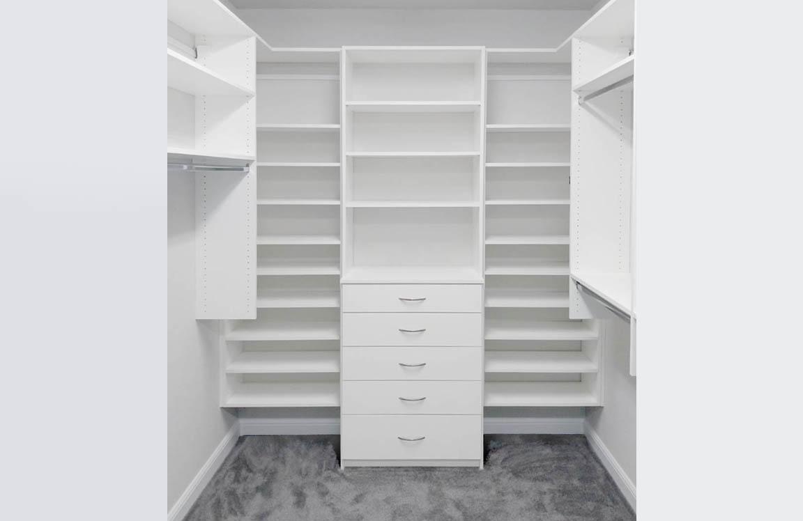 Features Main Image - custom closet cost