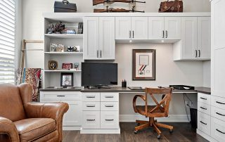 SpaceManager Closets - Custom Home Office