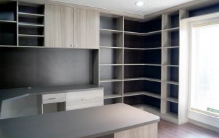 SpaceManager Closets - Custom Home Office4